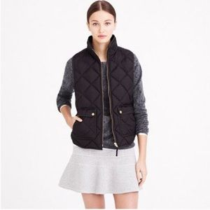Like New J. Crew Excursion Quilted Prep Vest